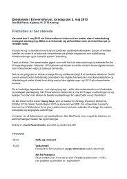 Print programmet (PDF) - Realdania Debat