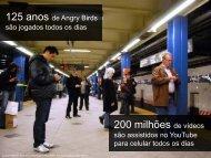 Brasil está entre os 5 maiores mercados potenciais de ... - Google
