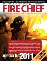 media kit - l'Association canadienne des chefs de pompiers.