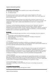 Bepaling maximale leensom - Staalbankiers