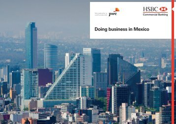 HSBC Doing business in Mexico