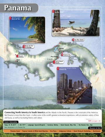 Panama City | 3 days/2 nights - Avanti Destinations