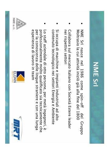 La Tecnologia MRT - Tecnoimprese