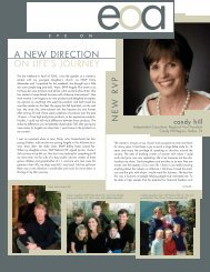 A NEW DIRECTION - Arbonne