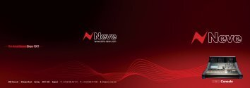 DMC Brochure - AMS Neve