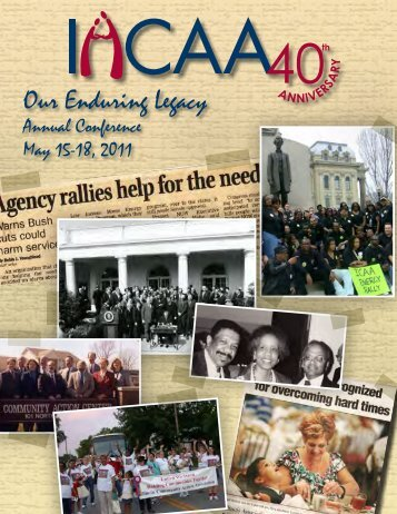 Our Enduring Legacy - Illinois Association of Community Action ...