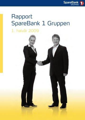 Rapport SpareBank 1 Gruppen