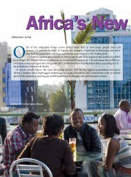 africa's new engine - IMF
