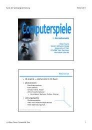 02 Mathematische Grundlagen - Universität Trier