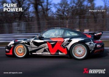 Porsche 911 GT2 - GP Products