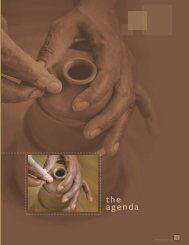 the agenda - CII