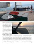 ELECTRIC MARINE PROPULSION Testing the Alibi 54 - Aeroyacht - Page 5