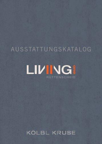 1 - LIVING one Essen-Rüttenscheid
