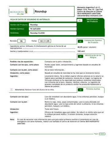 roundup pro max label pdf