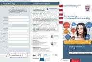 9. Hessischer Unternehmerinnentag - Invest-in-Hessen.de