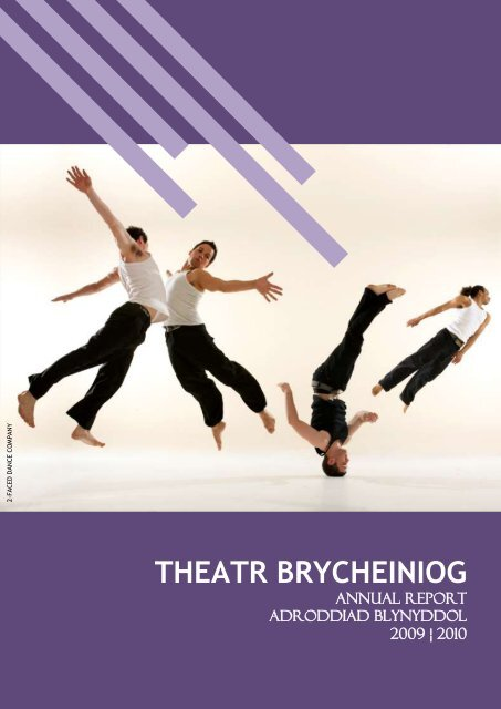 THEATR BRYCHEINIOG - National Assembly for Wales