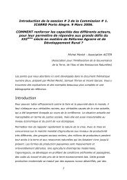 Intervention de M.Merlet (vers. française) - Agter