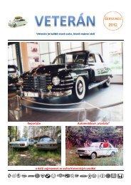 a další zajímavosti ze světa historických vozidel - Domů