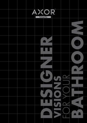 Axor catalogus - Hansgrohe