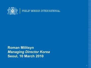 PDF 3946kb - Philip Morris