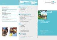 Weitere Informationen - Verbund Katholischer Kliniken Düsseldorf
