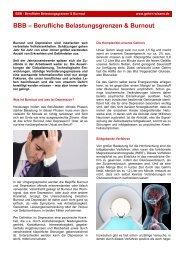 3 Seiten - Gehirn-Wissen