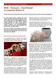 3 Seiten - Zu Gehirn-Wissen.de