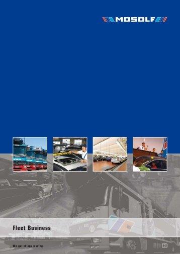 Fleet Business - Mosolf