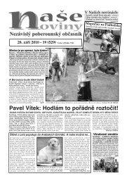 Číslo 19 - naše noviny archiv