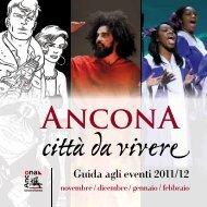 Guida agli eventi 2011/12 - AnconaCultura