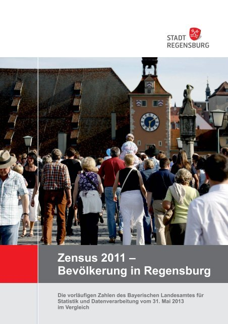 Zensus 2011 - Statistik.regensburg.de - Stadt Regensburg