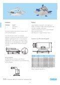Kvadratisk diffusor til montering i nedhængte lofter - Halton - Page 4