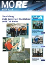 MAL Dobrovice Automotive logistics and more - Mosolf