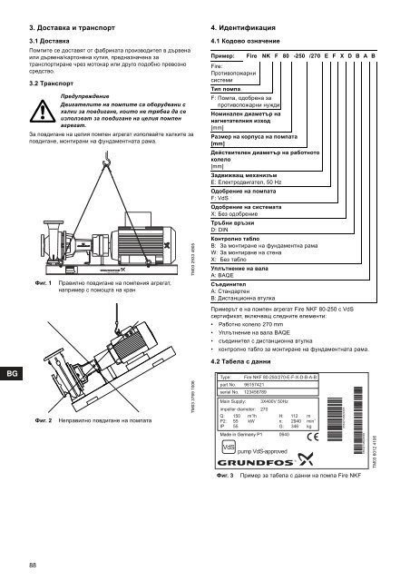 Fire NKF - VDS - electrical