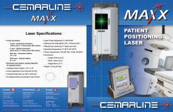 to Download PDF brochure - Cemar Electro Inc.