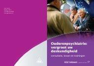 Brochure Ouderenconsultatie (PDF bestand - 317 ... - GGZ inGeest