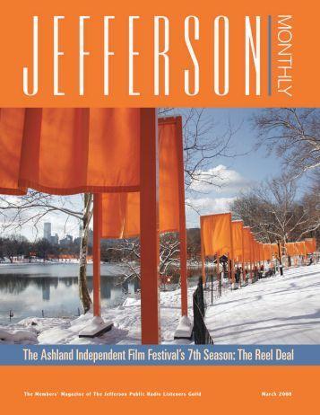 The Ashland Independent Film Festival's 7th Season