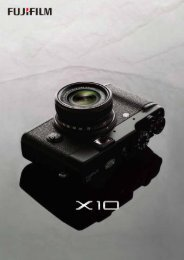 Documentation Fujifilm Premium X10.pdf