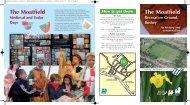 Moatfield History leaflet - Hertsmere Borough Council