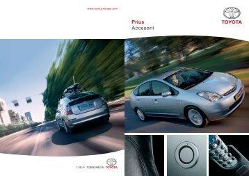 Accesorii Toyota Prius