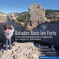 Balades dans les forts 2012 - Communauté d'Agglomération Toulon ...