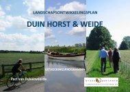 Uitvoeringsprogramma LOP - gemeente Voorschoten