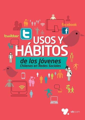Estudio Redes Sociales VTR - Fundación País Digital