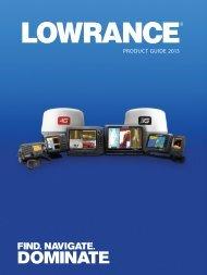2013 Catalog - Lowrance