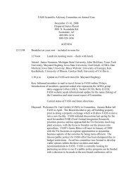 2008 Annual Meeting Agenda - Federation of Animal Science ...