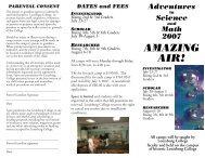 2007 brochure - Louisburg College