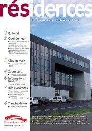 Résidences n°14.pdf - Vendée Habitat