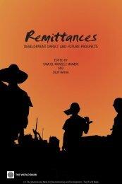 Remittances Development Impact And Future ... - Frank-CS.org