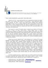 dopis studentum prodekan12_12_09