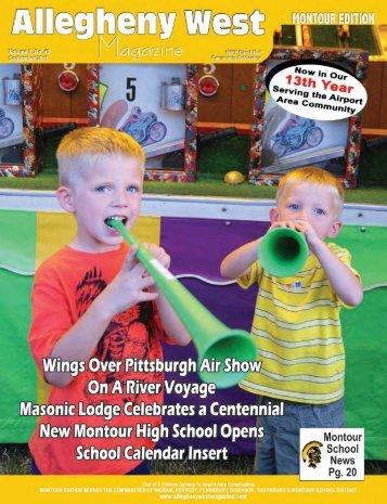 September 2011 - Allegheny West Magazine